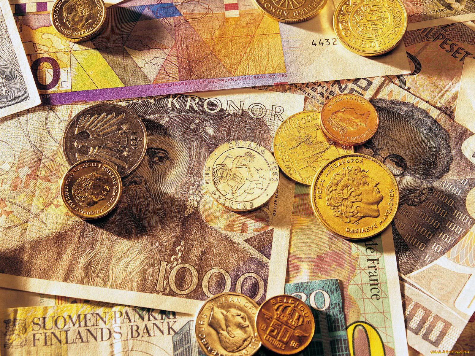 Заговоры на деньги в торговле